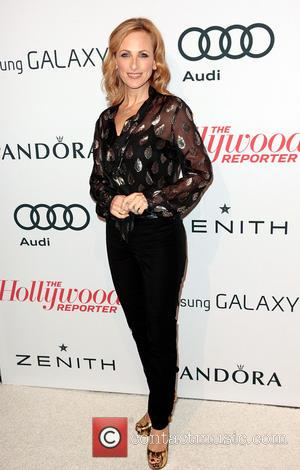 Marlee Matlin - The Hollywood Reporter Nominees Night 2013 Beverly Hills California United States Monday 4th February 2013