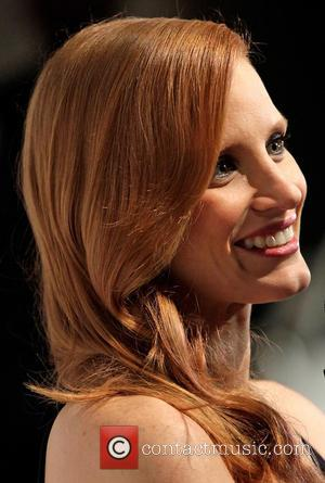 Jessica Chastain Planning 'Zen' Oscars Morning