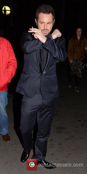 Danny Dyer - London Evening Standard British Film Awards London United Kingdom Monday 4th February 2013