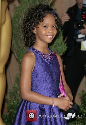 Quvenzhane Wallis - 85th Academy Awards Nominees Luncheon Los Angeles California United States Monday 4th February 2013