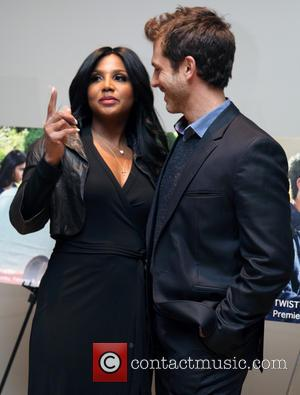 Toni Braxton and David Julian Hirsh