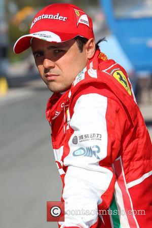 Felipe Massa and Ferrari - Formula One - Testing at Jerez de la Frontera Jerez de la Frontera Spain Tuesday...