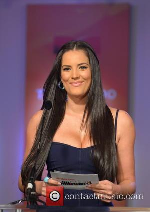 Gaby Espino - Latin Billboard Music Awards Nomination announcement Miami Florida United States Tuesday 5th February 2013