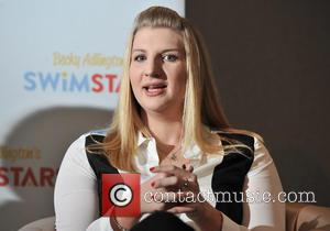 Rebecca Adlington - Rebecca Adlington announces her retirement from competitive swimming London United Kingdom Tuesday 5th February 2013