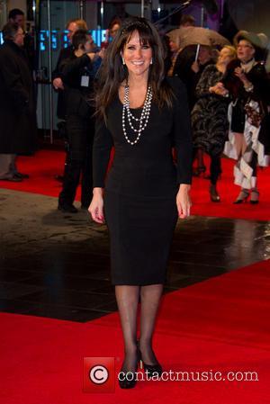 Linda Lusardi - 'Run For Your Wife' UK film premiere London United Kingdom Tuesday 5th February 2013