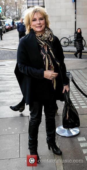 Jennifer Saunders - Viva Forever launch London United Kingdom Tuesday 5th February 2013