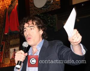 Stephen Mangan - Annual fundraising gala for the Chickenshed London United Kingdom Tuesday 5th February 2013