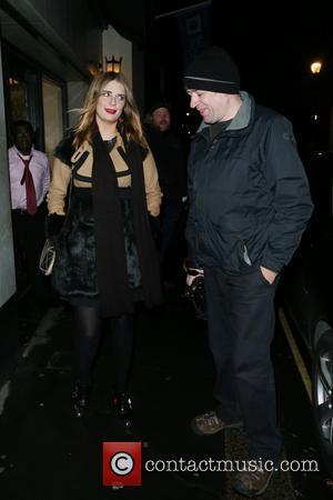 Mischa Barton - Celebrities leaving the Ivy Club London United Kingdom Tuesday 5th February 2013