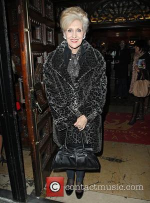 Anita Dobson - Midnight Tango At The Phoenix Theatre London United Kingdom Tuesday 5th February 2013
