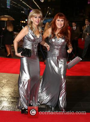 Sally Farmiloe and Rose-Marie - 'Run For Your Wife' UK Film Premiere London United Kingdom Tuesday 5th February 2013