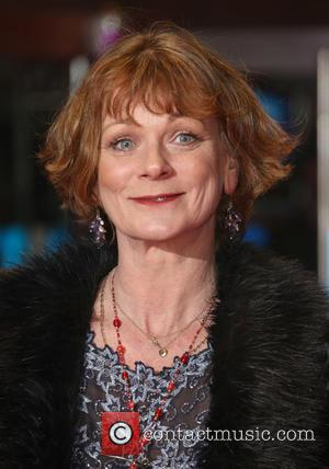 Samantha Bond - 'Run For Your Wife' UK Film Premiere London United Kingdom Tuesday 5th February 2013
