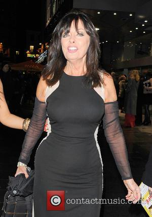 Vicki Michelle - Run For Your Wife - Afterparty London United Kingdom Tuesday 5th February 2013
