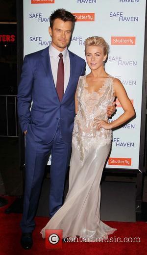 Josh Duhamel and Julianne Hough