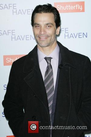 Johnathon Schaech - Premiere Of Relativity Media's 'Safe Haven' held at TCL Chinese Theatre - Red Carpet Hollywood California United...