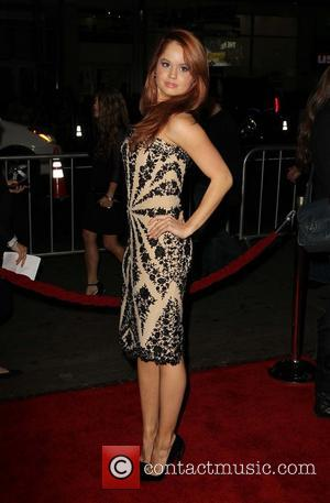 Debby Ryan - Premiere Of Relativity Media's 'Safe Haven' Hollywood California United States Tuesday 5th February 2013