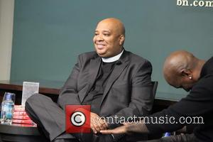Rev Run - Tyrese Gibson And Rev Run Promote Book New York City NY United States Tuesday 5th February 2013