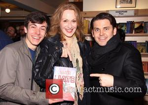 Henry Hodges, Jan Maxwell and Robert Creighton