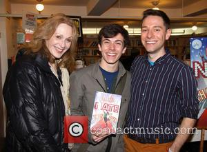 Jan Maxwell, Henry Hodges and Tim Federle