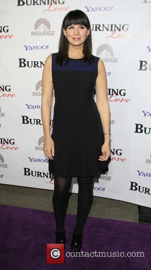 Beth Dover - Paramount's Insurge season 2 premiere of 'Burning Love' Los Angeles California United States Tuesday 5th February 2013