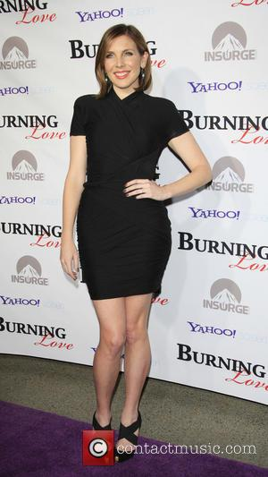 June Diane Raphael - Paramount's Insurge season 2 premiere of 'Burning Love' Los Angeles California United States Tuesday 5th February...