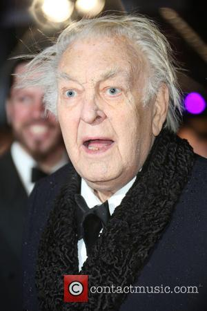 Donald Sinden's Son Outraged By Bafta Snub