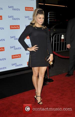 Fergie - Premiere Of Relativity Media's