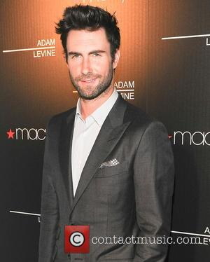 The Voice's Adam Levine: