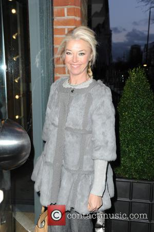 Tamara Beckwith - Smythson Of Bond Street Sloane Street Store Afternoon Tea London United Kingdom Wednesday 6th February 2013