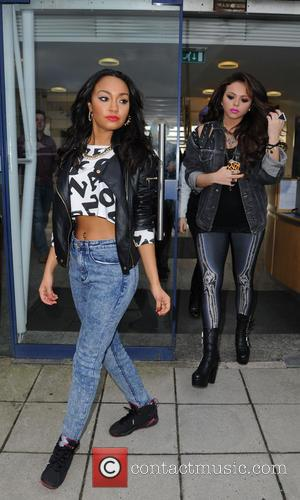 Little Mix, Leigh-anne Pinnock and Jesy Nelson
