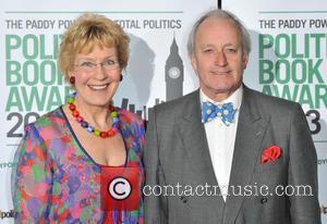 Christine Hamilton and Neil Hamilton