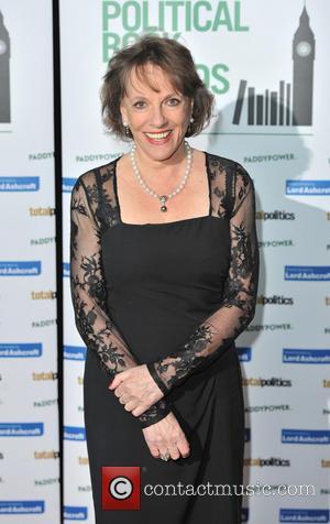 Esther Rantzen - Political Book Awards 2013 London United Kingdom Wednesday 6th February 2013