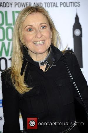 Fiona Phillips - The Paddy Power and Total Politics Political Book Awards London United Kingdom Wednesday 6th February 2013