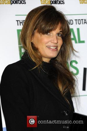 Jemima Khan - The Paddy Power and Total Politics Political Book Awards London United Kingdom Wednesday 6th February 2013