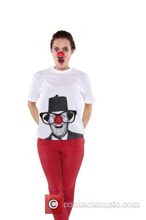 Kara Tointon - Celebrities join a host of famous faces to model this year's Dinosaur Red Nose and Comic Relief...