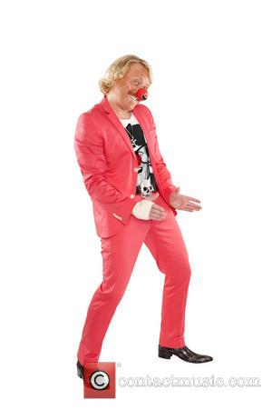 Keith Lemon - Celebrities join a host of famous faces to model this year's Dinosaur Red Nose and Comic Relief...
