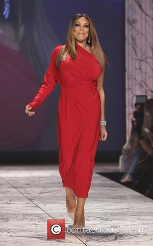 Wendy Williams - The Heart Truth's Red Dress Collection - Runway New York City United States Wednesday 6th February 2013