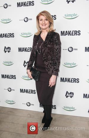 Arianna Huffington - Makers Premiere New York City NY USA Wednesday 6th February 2013