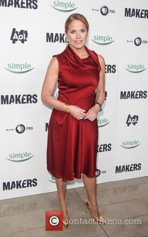 Katie Couric - Makers Premiere
