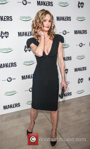 Kyra Sedgwick - Makers Premiere New York City NY USA Wednesday 6th February 2013