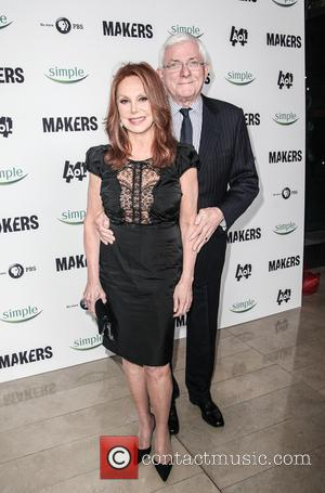 Marlo Thomas and Phil Donahue - Makers Premiere New York City NY USA Wednesday 6th February 2013