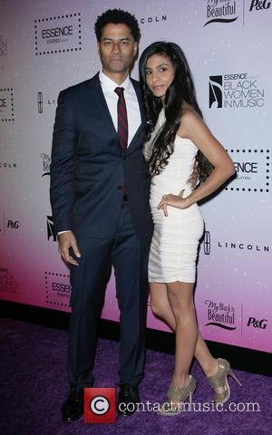 Eric Benet and Manuela Testolini - 4th Annual Essence Black Women In Music Event Los Angeles California United States Wednesday...