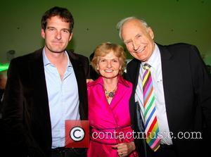 Peter, Dan Snow and Ann MacMillan