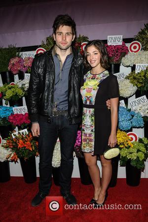 Olivia Thirlby and Chris Conroy