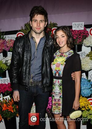 Chris Conroy and Olivia Thirlby