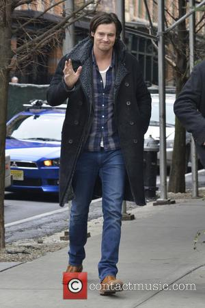 Benjamin Walker - Benjamin Walker seen out and about in Manhattan New York City  New York United States Thursday...