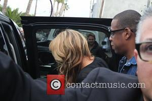 Have A Kids Menu? Beyonce And Jay-z Leave Restaurant With Blue Ivy (Video)