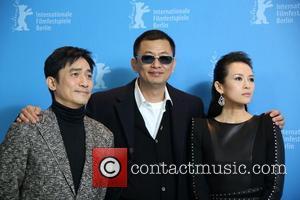 Tony Leung Chiu, Zang Ziyi and Wong Kar Wai