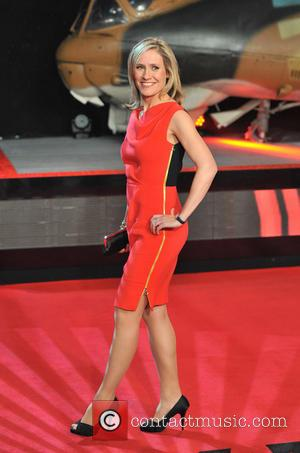 Sophie Raworth - 'A Good Day to Die Hard' UK Premiere London United Kingdom Thursday 7th February 2013