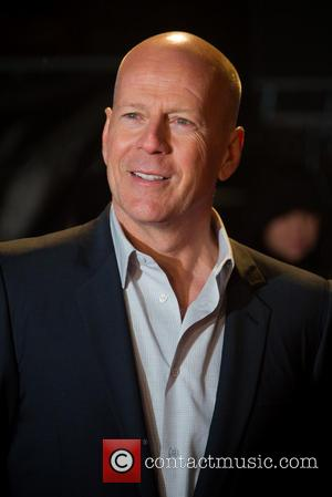 Bruce Willis - 'A Good Day to Die Hard' UK...