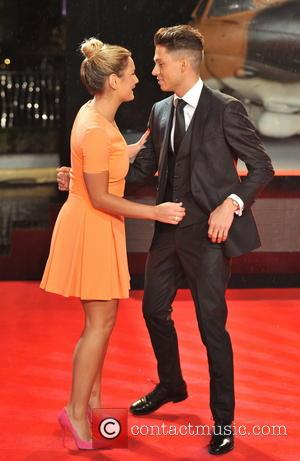 Joey Essex and Sam Faiers - 'A Good Day to Die Hard' UK Premiere London United Kingdom Thursday 7th February...